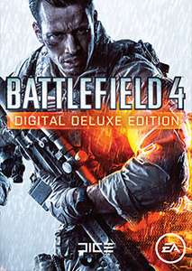 Origin: Battlefield 4 Digital edición Deluxe (-50%) PC