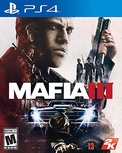 Amazon: Mafia III - PS4 y XBOX ONE - Standard Edition + $50 de envío
