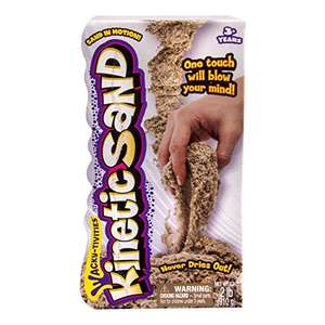 Amazon MX: Kinetic Sand 1kg - aplica Prime