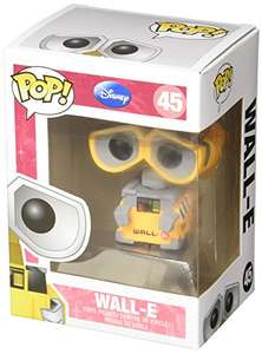 Amazon: Funko Wall E  (Prime)