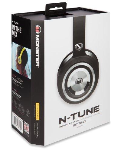 Amazon: Audífonos monster N-Tune