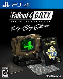 Amazon: Preventa Fallout 4 Game of the Year + PipBoy para PS4 y Xbox One