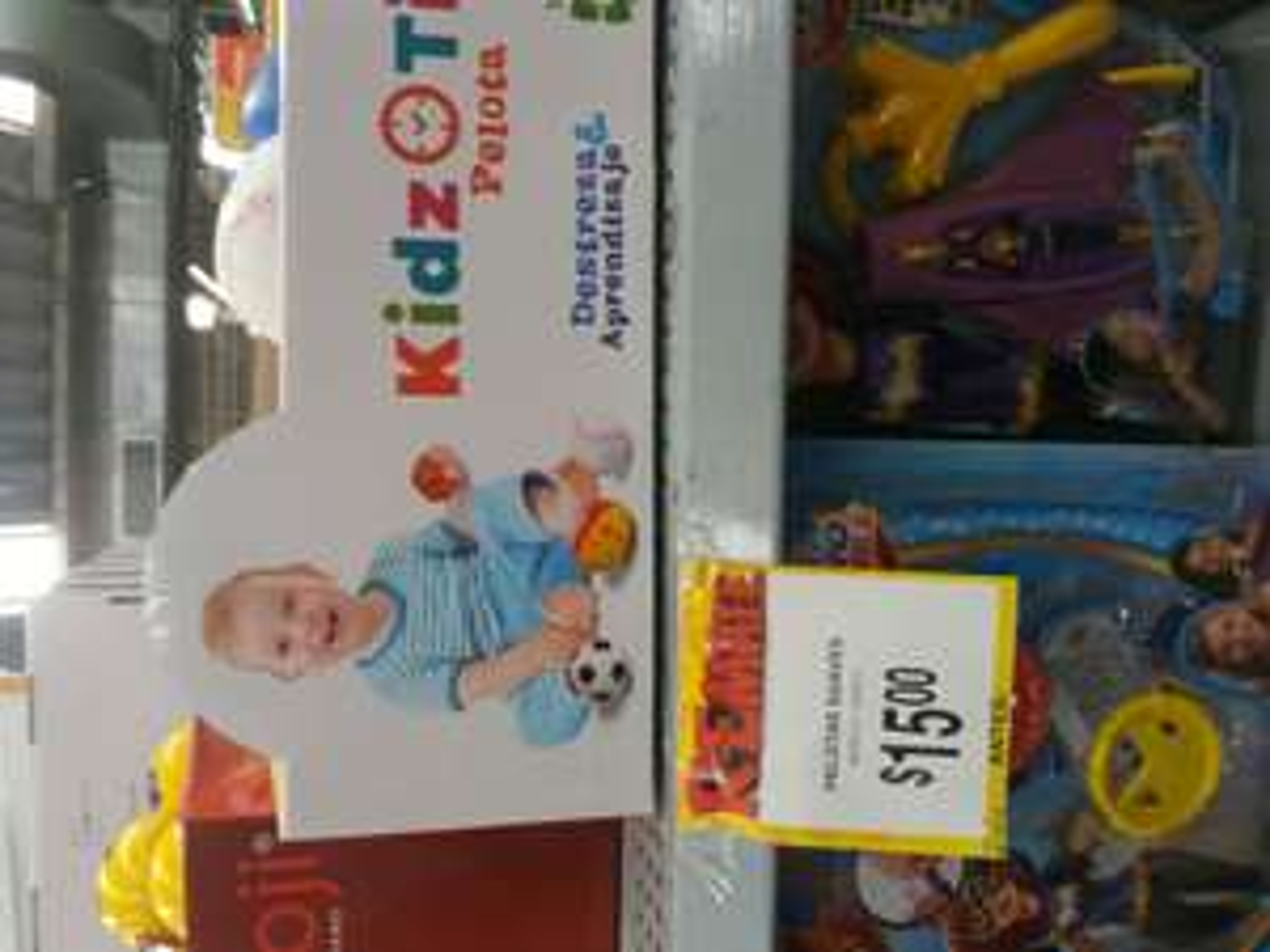 Bodega Aurrerá: Pelotas para bebés en $15 pesos