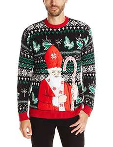 Amazon: Ugly Christmas Sweater talla G (Aplica Prime)