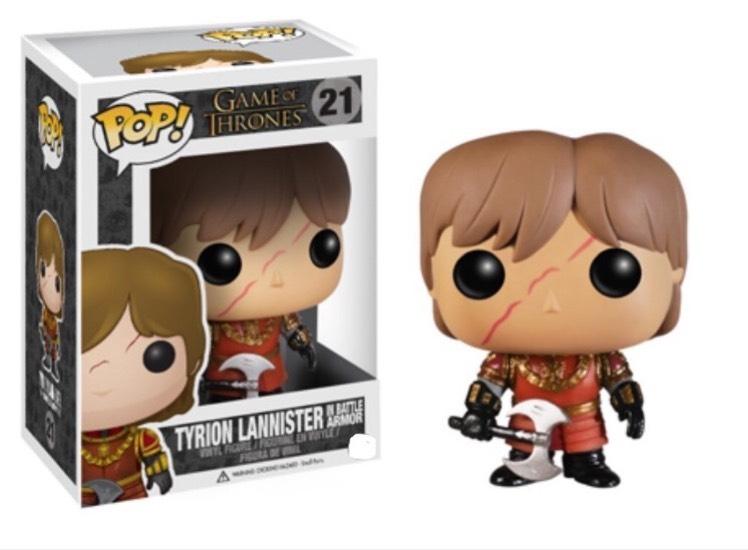 Amazon: Funko GOT Tyrion Lannister (Aplica Prime)