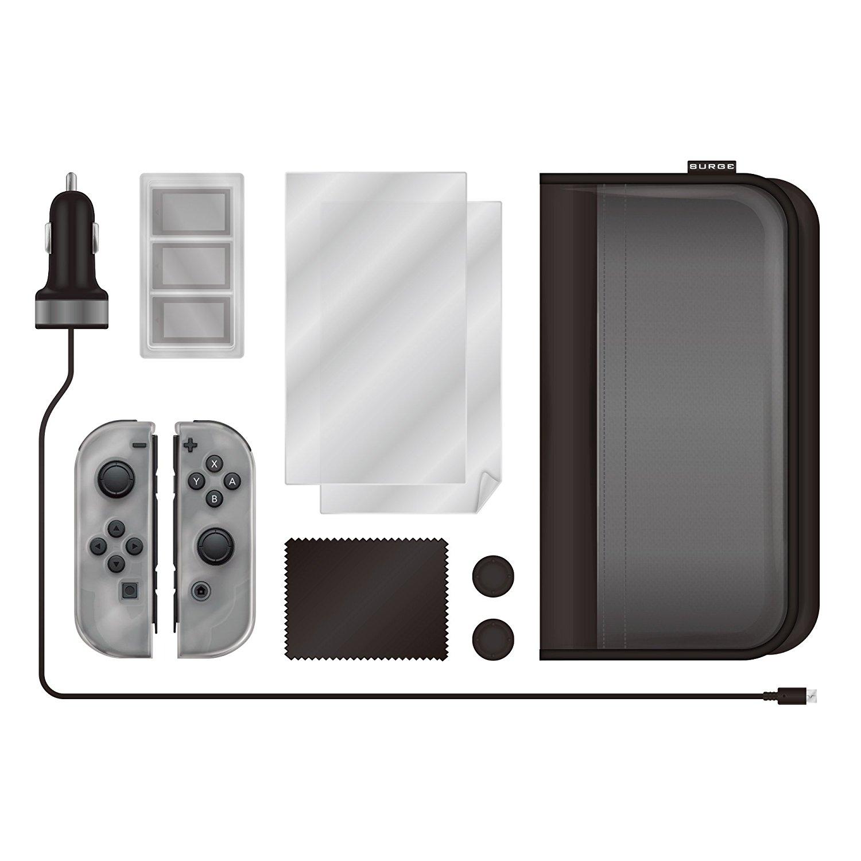 Amazon: Kit de Estuche para Nintendo.