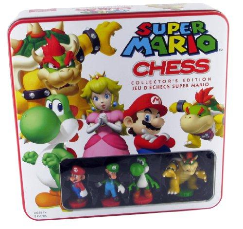 Amazon: Ajedrez de Super Mario