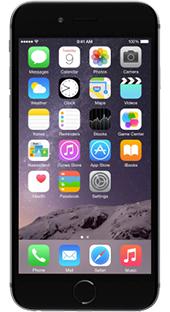 Movistar: iPhone 6 128GB gris