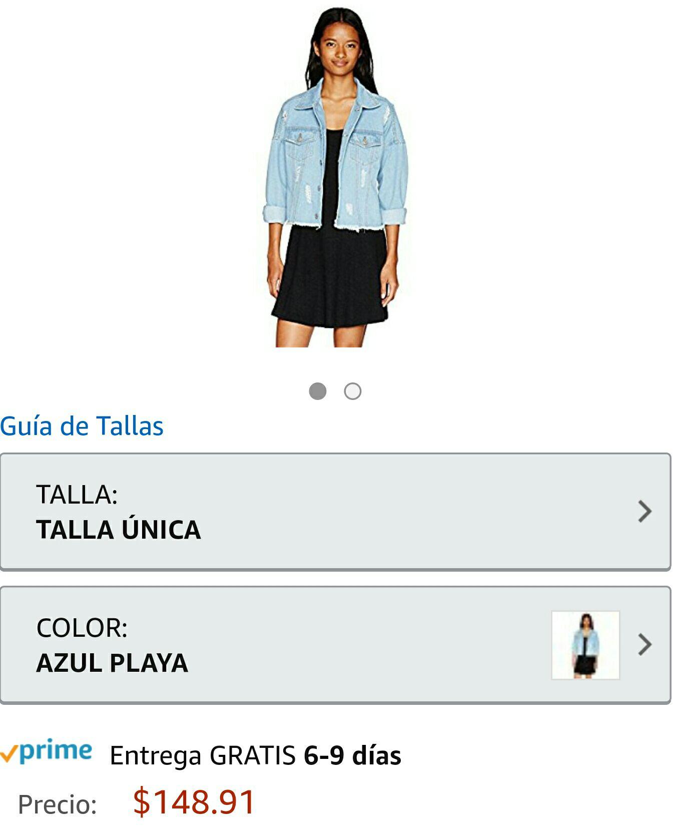 Amazon: chaqueta Unionbay unitalla (Prime)