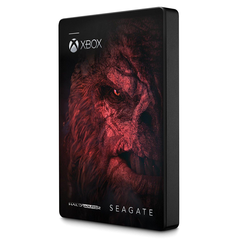 Amazon: Ed. Especial Halo Wars 2 Seagate Disco duro 2TB PRIME STEA2000410