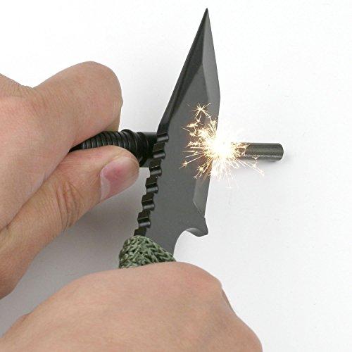 Amazon : Cuchillo supervivencia HK-106320