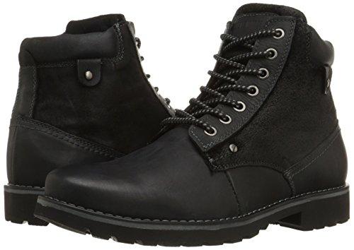Amazon: Botas Steve Madden - Men's Canterr Winter Boot | Color Negro, 13US