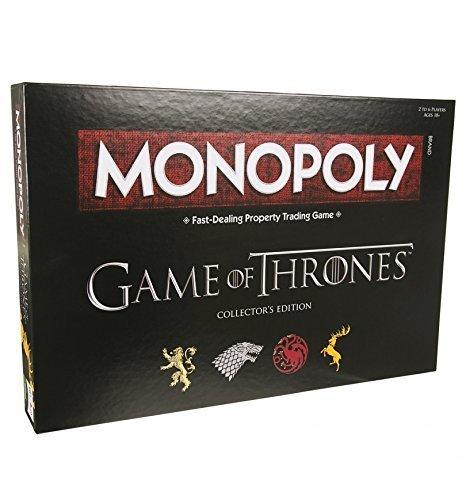 Amazon: Monopoly - Game of Thrones - Edición de Colección