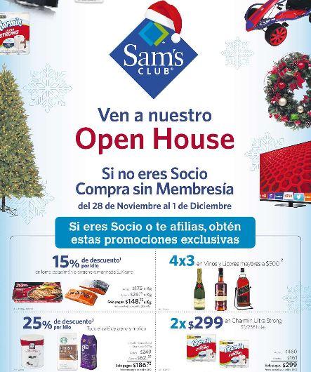 Sam's Club Open House: compra sin membresía este fin de semana