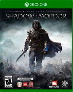 GamePlanet: Shadow of Mordor Xbox One y PS4