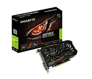 Amazon MX: Gigabyte GeForce GTX 1050 Ti OC NVIDIA 4GB