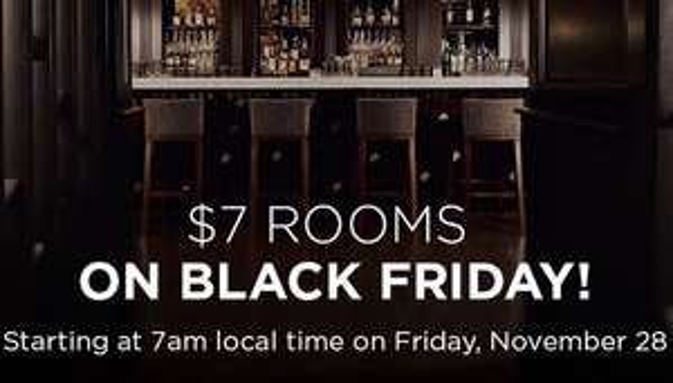 HotelTonight: hoteles en USA a 7 dólares para Black Friday
