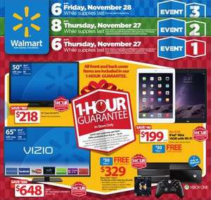 Mejores ofertas de Black Friday en Estados Unidos (Walmart, Target, Best Buy, etc)