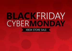 Ofertas de Black Friday en Xbox Live