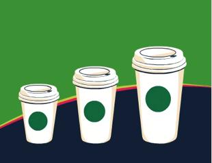 American Express agranda tu bebida en Starbucks