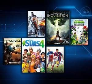 Ofertas de Black Friday en Origin (juegos para PC)