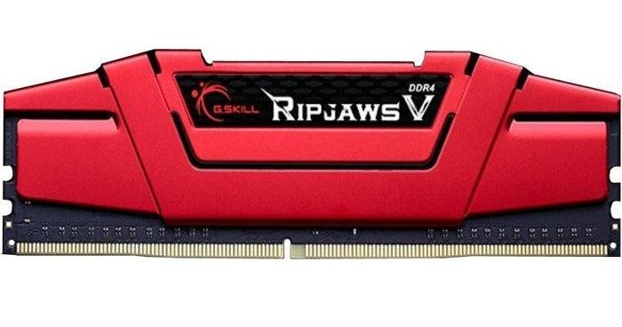 Cyberpuerta: G.Skill 16GB DDR4 Ripjaws5 Red, 3000MHz, 16GB  (2x8)