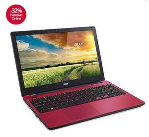 Laptop Acer RAM 4GB, Disco Duro 1TR $7,699