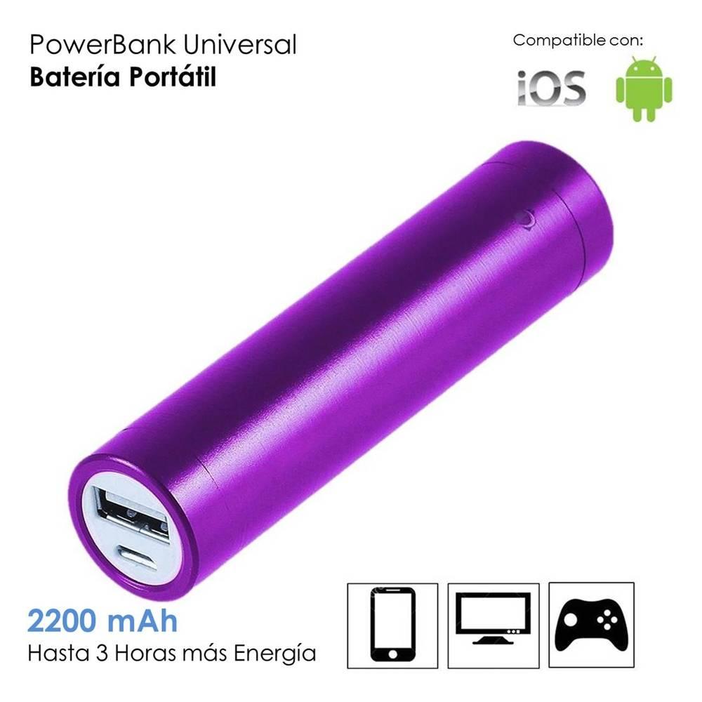 Walmart: Batería Portátil de 2200 mAh