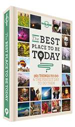 Lonely Planet: ebook The Best Place to be Today gratis (regular 20 dólares)