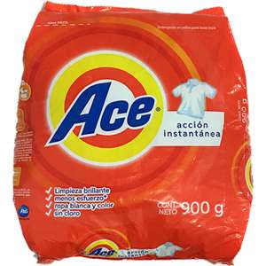 Bodega Aurrerá: Ace regular de 900g a $17.30