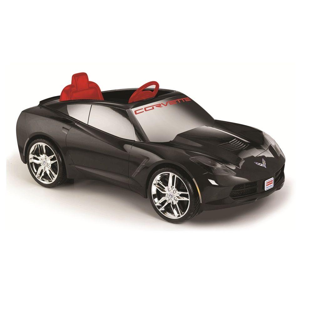 Walmart: Power Wheels Corvette $2,849