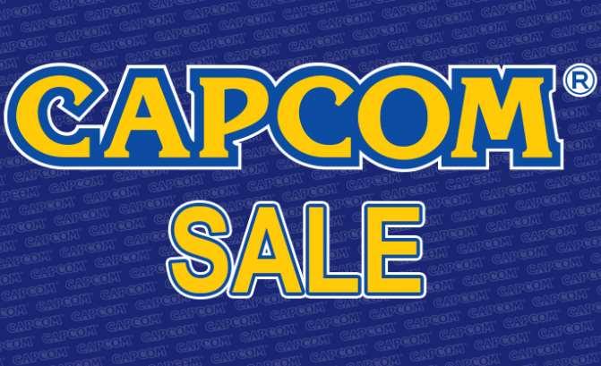 Nintendo: descuentos en juegos de Capcom