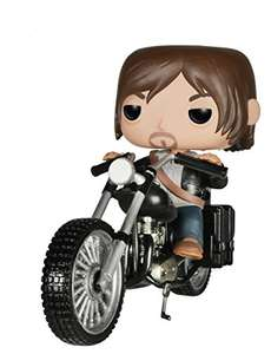 Amazon MX: Daryl Dixon con Motocicleta Funko
