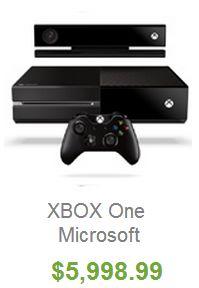 Sam's Club: Xbox One $5,999