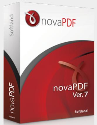 Licencia para novaPDF Lite Gratis (valorada en 20DLS):