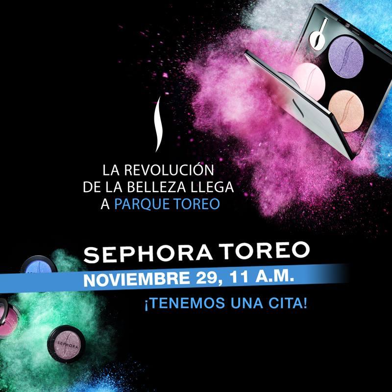 Apertura Sephora Toreo: gift cards a las primeras 500 personas