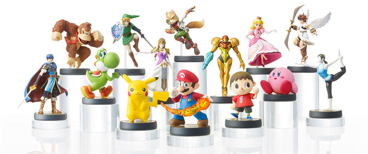 Livepool: Amiibos de Nintendo en 203 Pesos