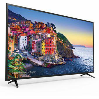 "Linio: Pantalla Vizio SmartCast 55"" LED Ultra HD 4KVI901EL04GG7MLMX"