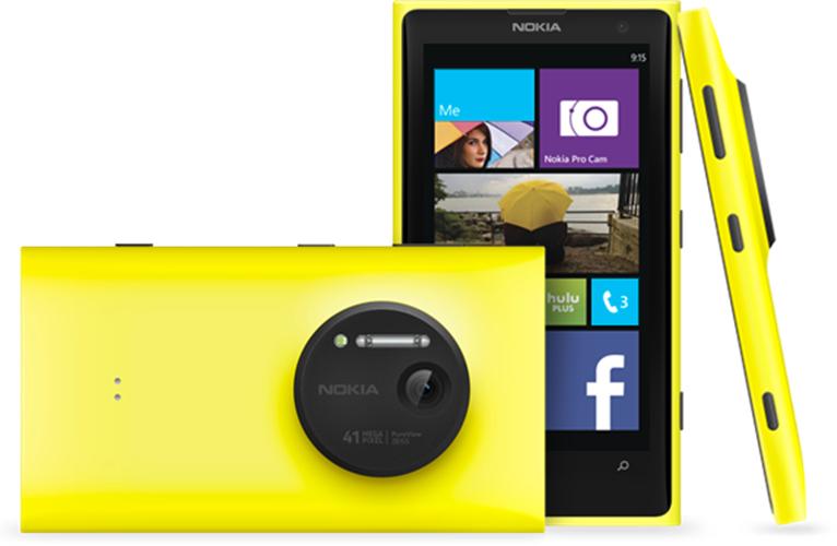 Movistar: Nokia Lumia 1020 $3,423