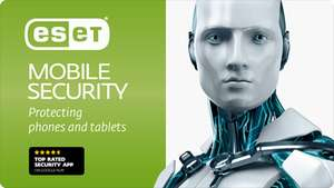 2 años gratis de Eset Mobile Security (Antivirus para Celular)
