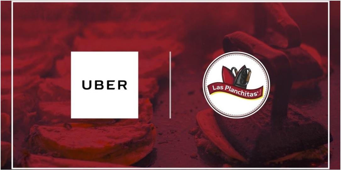 Uber: Promoción #UberPlanchitas en Aguascalientes, orden gratis pagando solo el envío