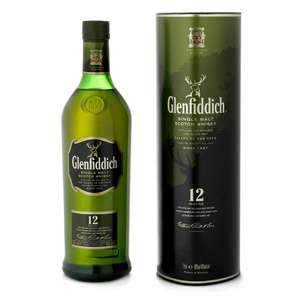 Costco: 20% de descuento en whiskys Glenfiddich 12 y Macallan 12