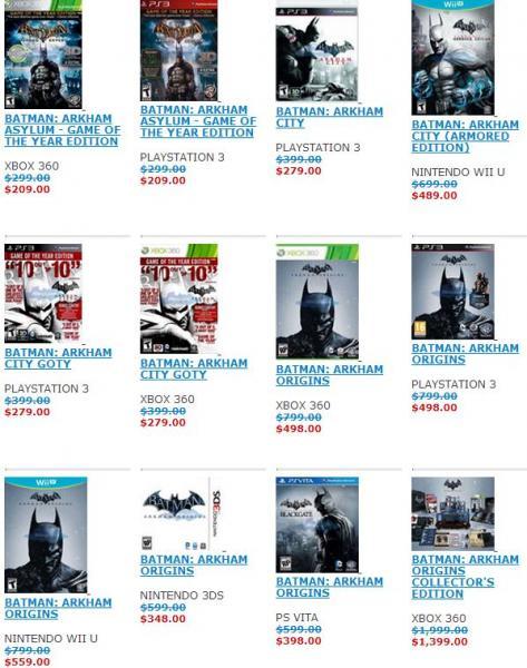 Mixup: LEGO Marvel Super Heroes $559, Mortal Kombat Komplete Edition $279 y más