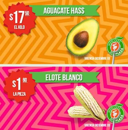 Miércoles de Plaza en La Comer diciembre 3: toronja $1.60 el kilo y más
