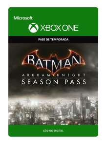 Best Buy: Batman: Arkham Knight Season Pass para Xbox One a $20 (Digital)