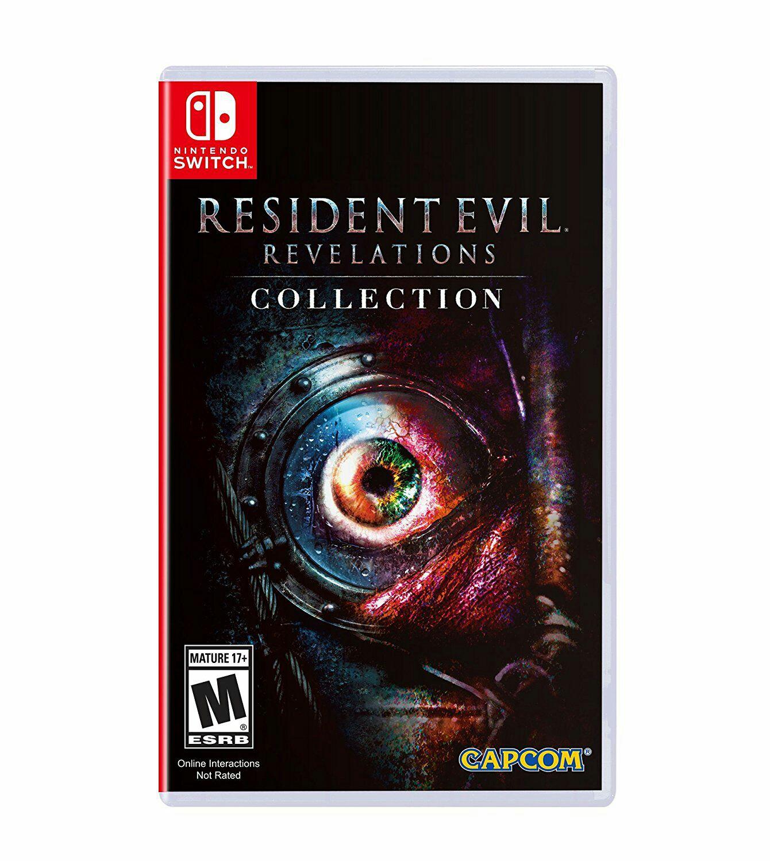 Amazon MX: Resident Evil Revelations Collection - Nintendo Switch