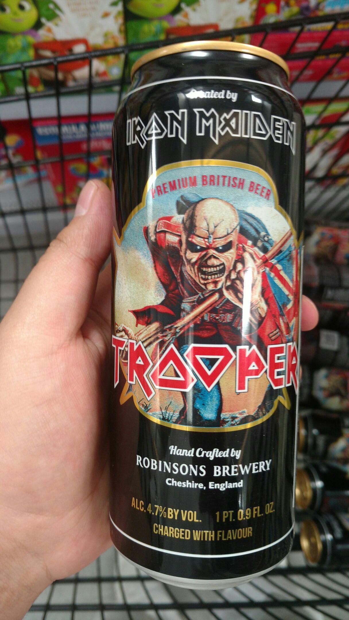 Superama: Cerveza trooper