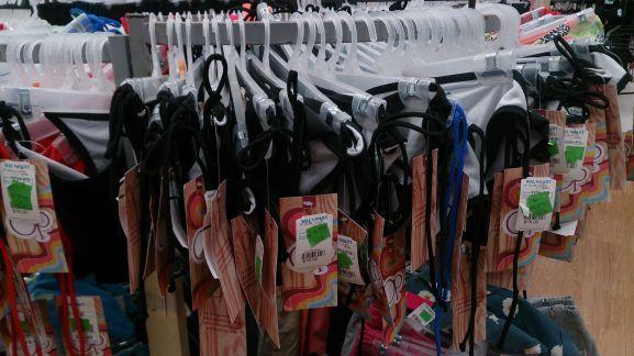 Walmart: Ropa interior para mujer