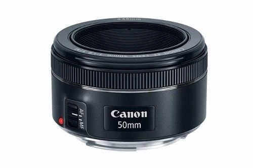 TIenda Oficial Canon MercadoLibre: Lente Canon Ef 50mm F/1.8 STM Reacondicionado