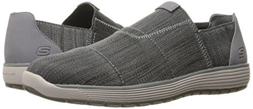 Amazon: Sketches USA men's venick Saban slip-on Loafer talla 28.5 mx